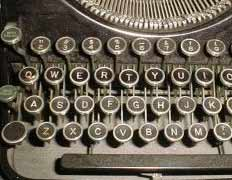 Сегодня QWERTY — мировой стандарт клавиатур